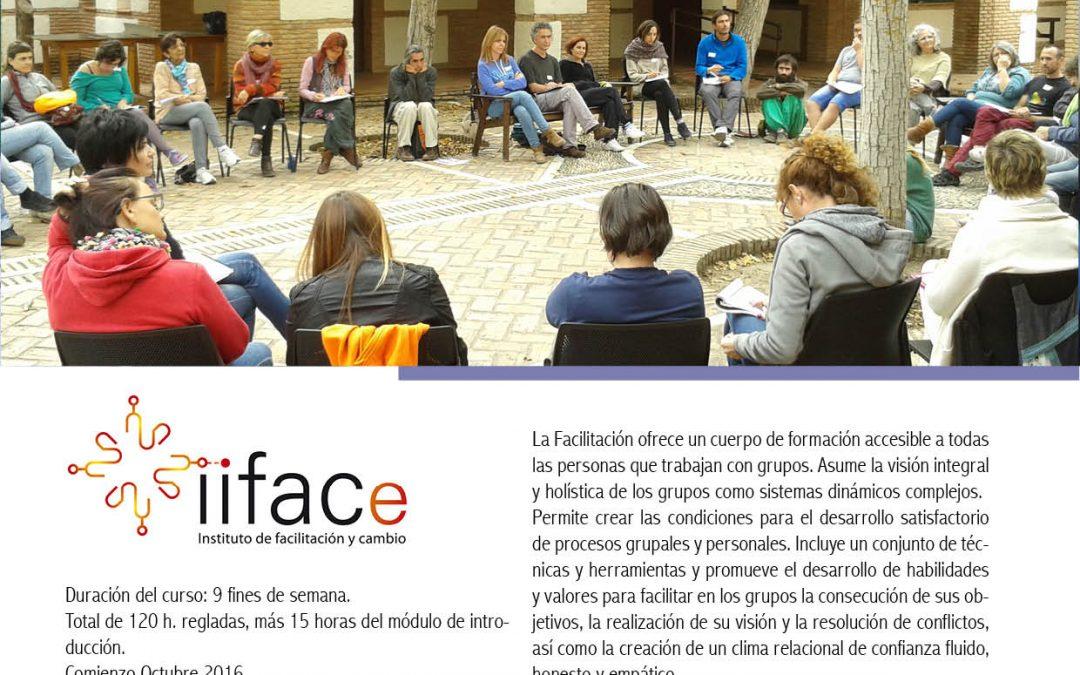 Murcia – Curso de Facilitación. Organizado por Facilitasana (certificado por IIFACE).