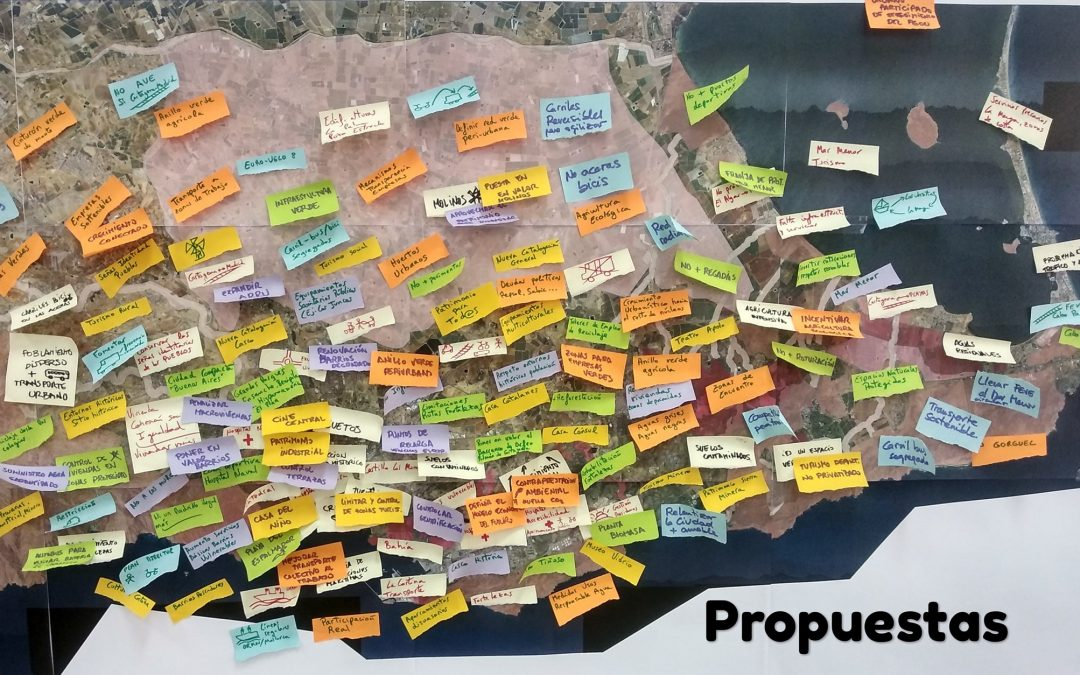 Pensando juntas el municipio que necesitamos.