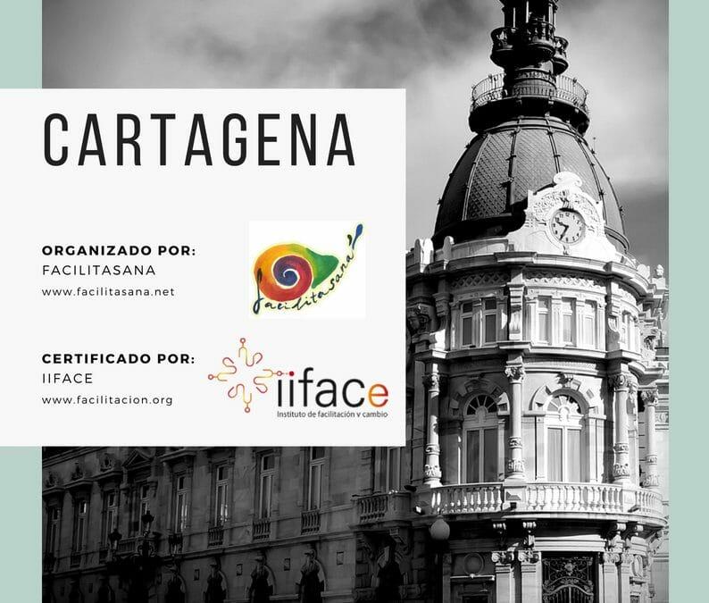 Cartagena – Curso Básico de Facilitación de Procesos Grupales.