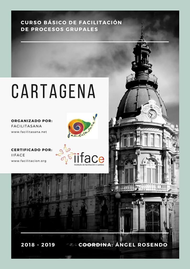 Cartel básico Cartagena