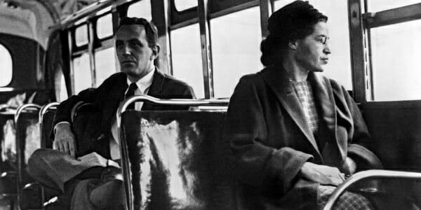 El día de la rebelión de Rosa Parks